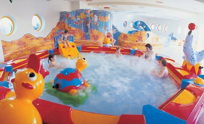 Hotel per bambini piccoli in carinzia scopri il gina s familygo - Hotel con piscina riscaldata per bambini ...