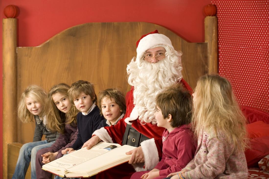 Dove Si Trova In Questo Momento Babbo Natale.I Villaggi E Le Case Di Babbo Natale In Italia 2020 Familygo