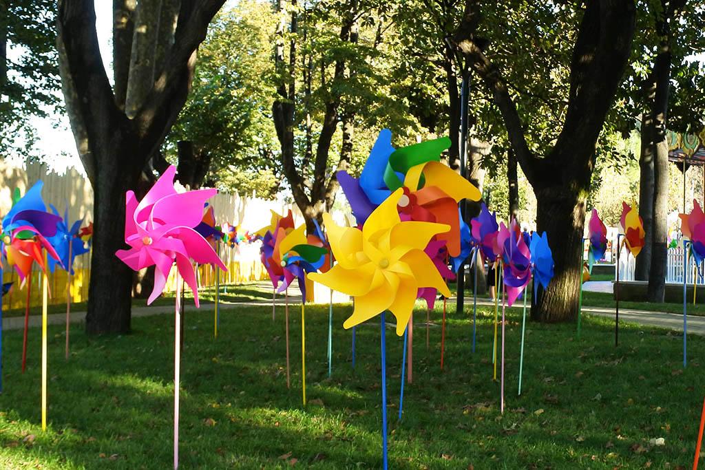 Luneur park di roma entriamo nel giardino delle meraviglie - Il giardino delle meraviglie ...