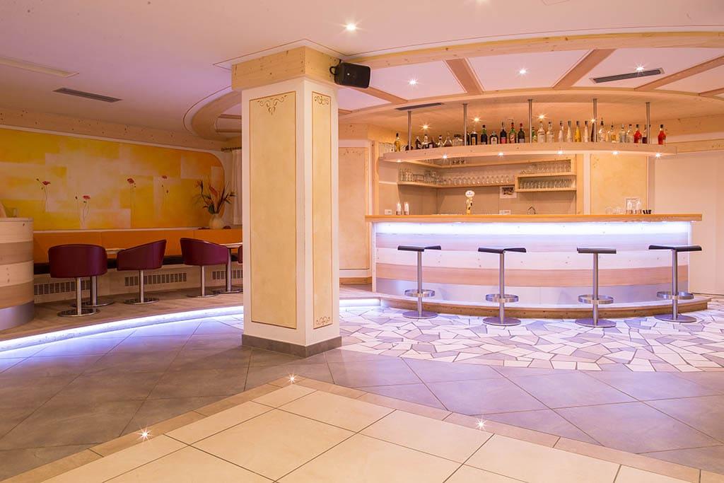 Hotel per famiglie in val di fiemme, Hotel Erica, bar