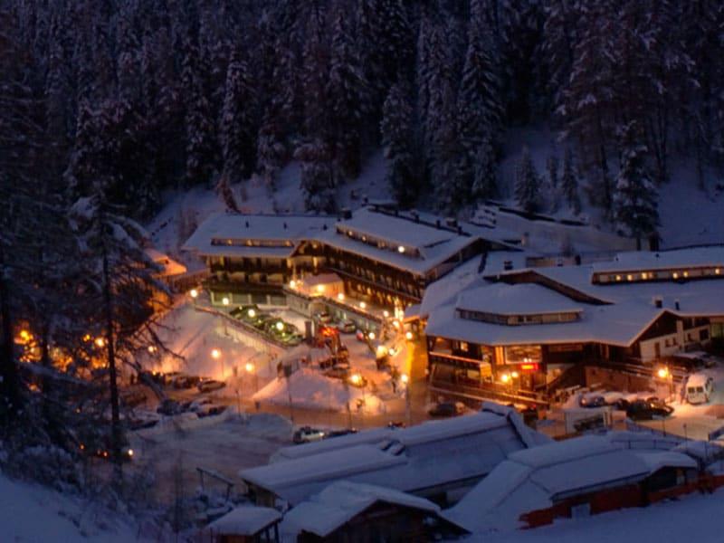 hotel per famiglie in Val di Fiemme, Sport Hotel Pampeago, inverno