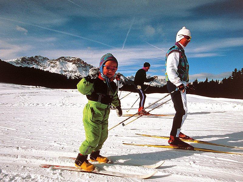 hotel per famiglie in Val di Fiemme, Sport Hotel Pampeago, sci