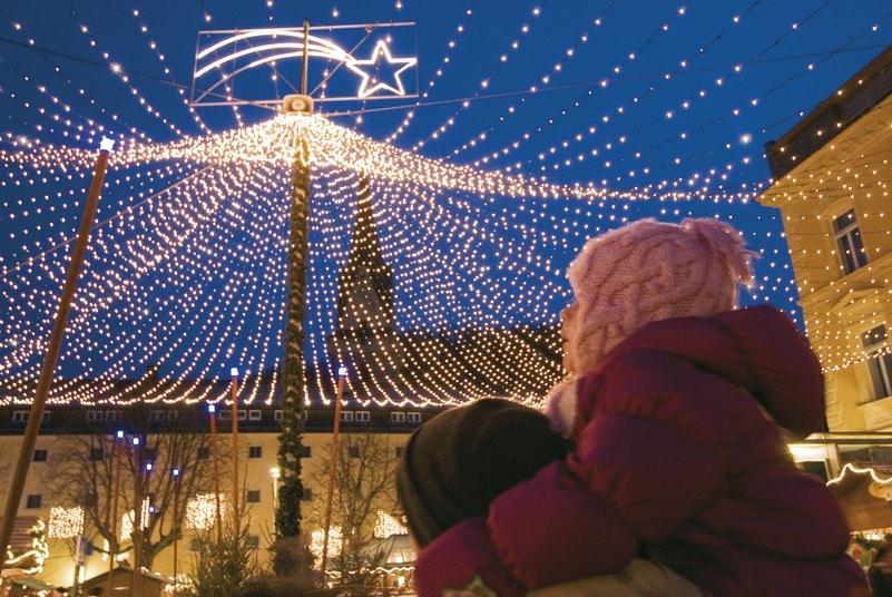 Natale con bambini