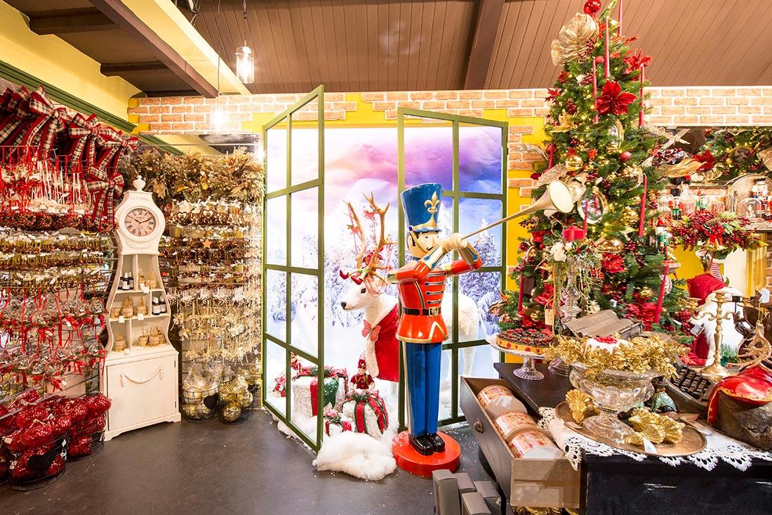 Villaggio Natale.Villaggio Di Natale Flover A Bussolengo Familygo