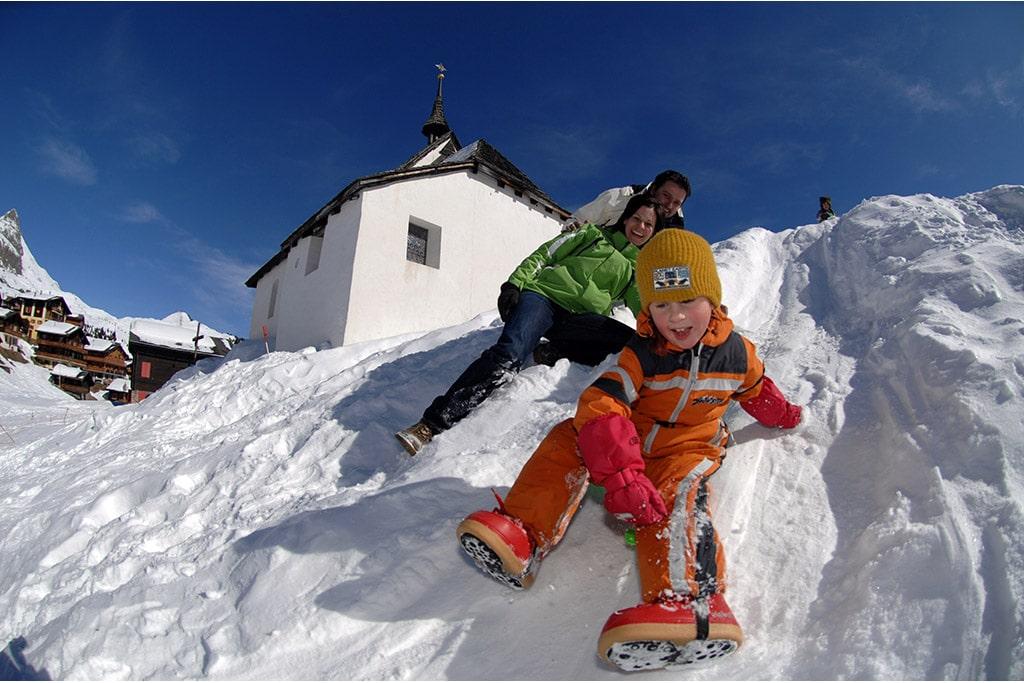 Sciare con i bambini gratis, Alto Adige