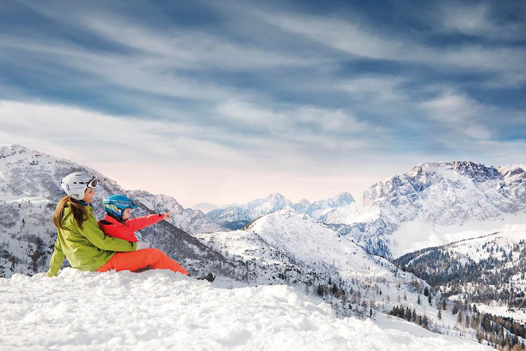 Sciare con i bambini gratis, Austria Carinzia