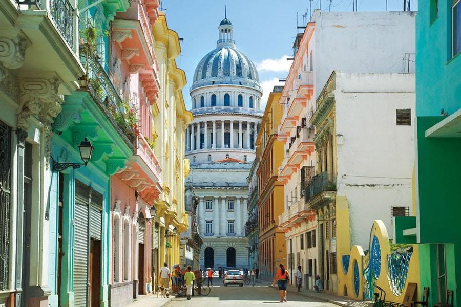 Cuba con bambini, Havana