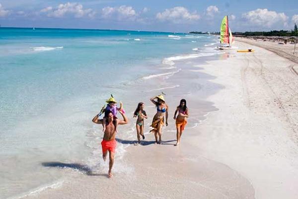 Cuba con bambini, mare Varadero