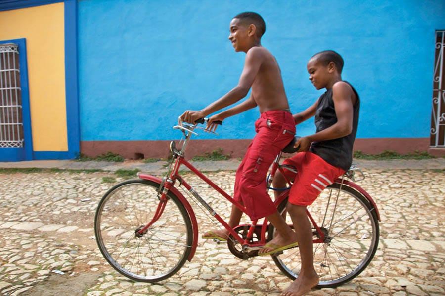 Cuba con bambini, trinidad