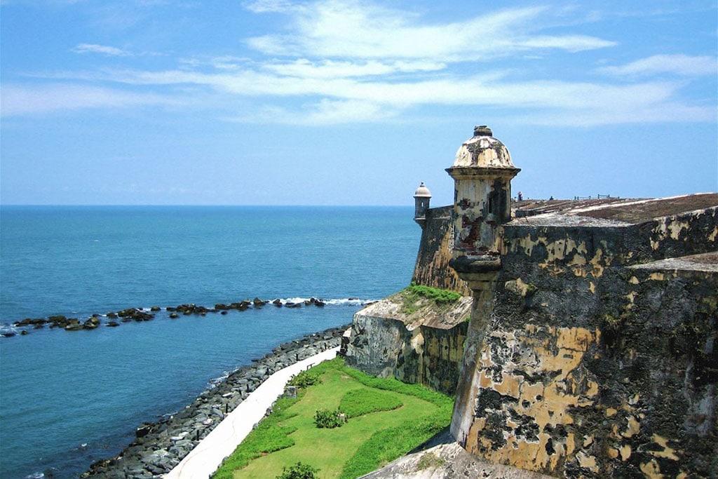 Cuba con bambini, Castillo del Morro