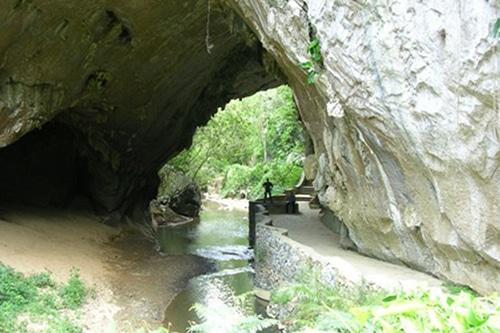 Cuba con bambini, natura Cueva Indios