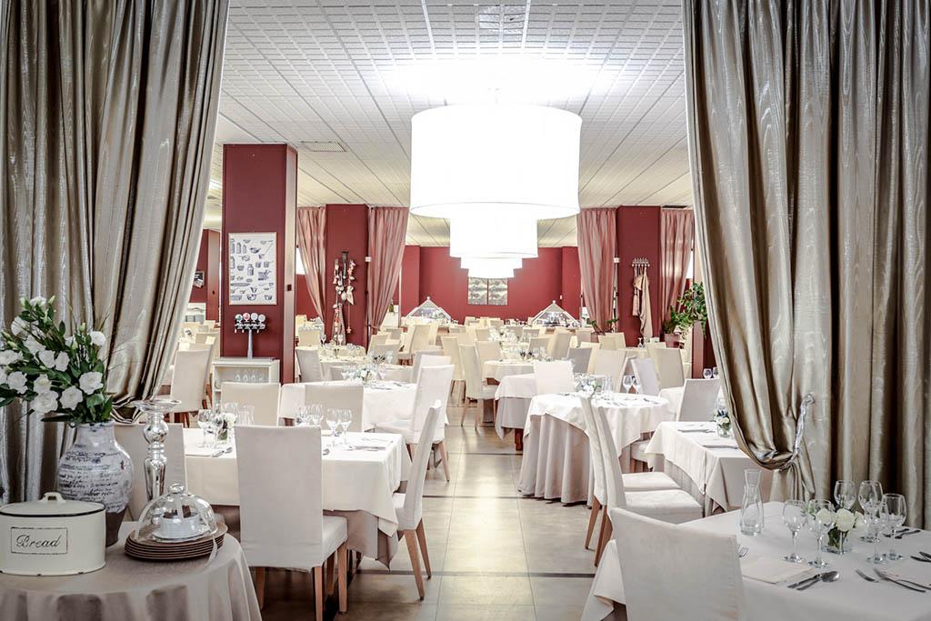 Hotel termale per bambini Bagno di Romagna, Hotel Ròseo, sala