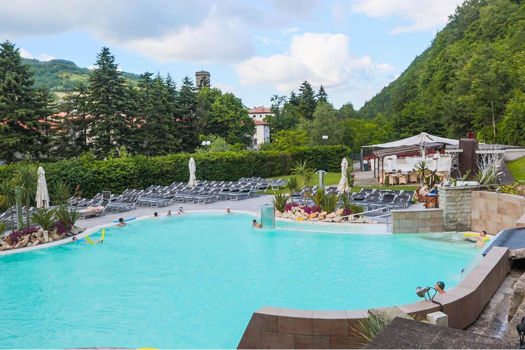 Hotel termale per bambini Romagna