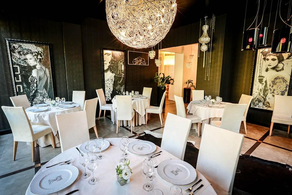 Hotel termale per bambini Bagno di Romagna, Hotel Ròseo, sala ristorante