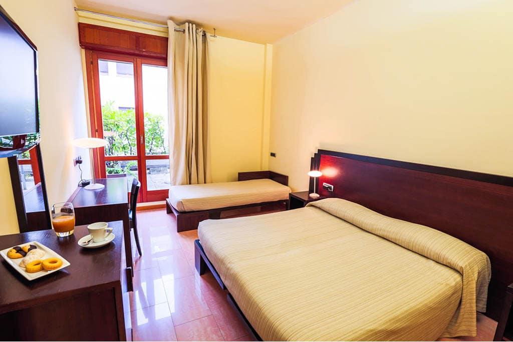 Hotel termale per bambini Bagno di Romagna, Hotel Ròseo