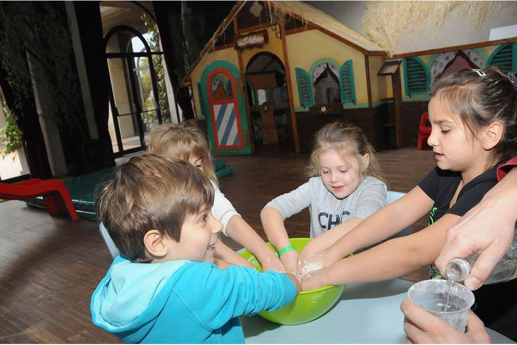 Hotel termale per bambini Bagno di Romagna, Hotel Ròseo, bambini