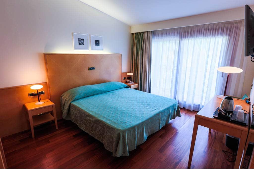 Hotel termale per bambini Bagno di Romagna, Hotel Ròseo, camera