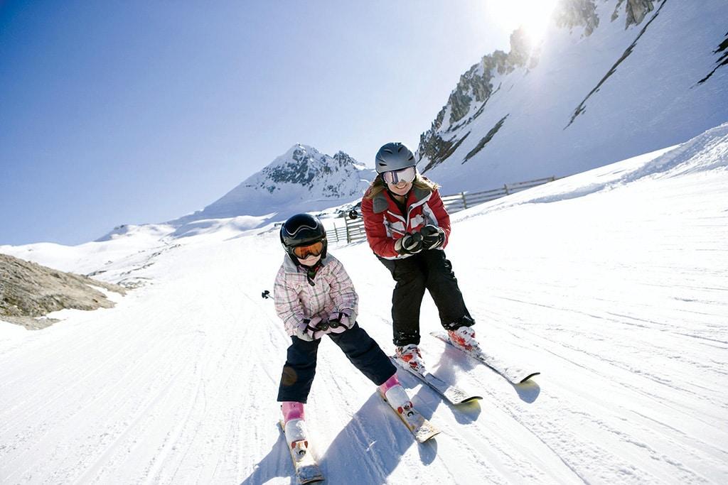 Sciare con i bambini gratis, Svizzera Engadina