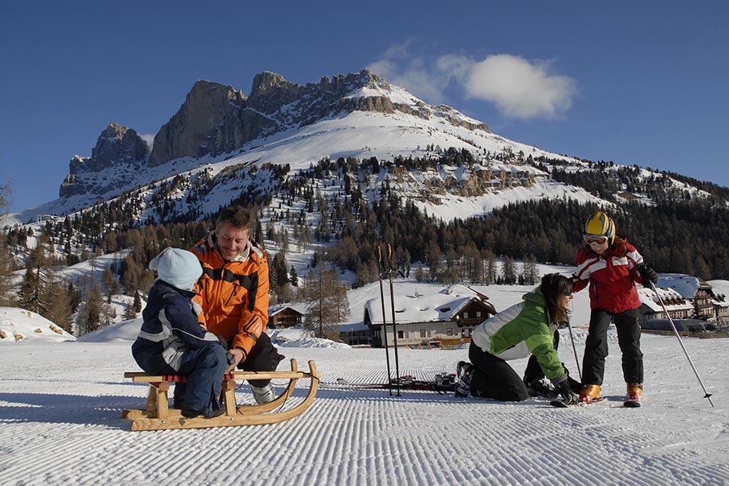 Sciare con i bambini gratis, Svizzera