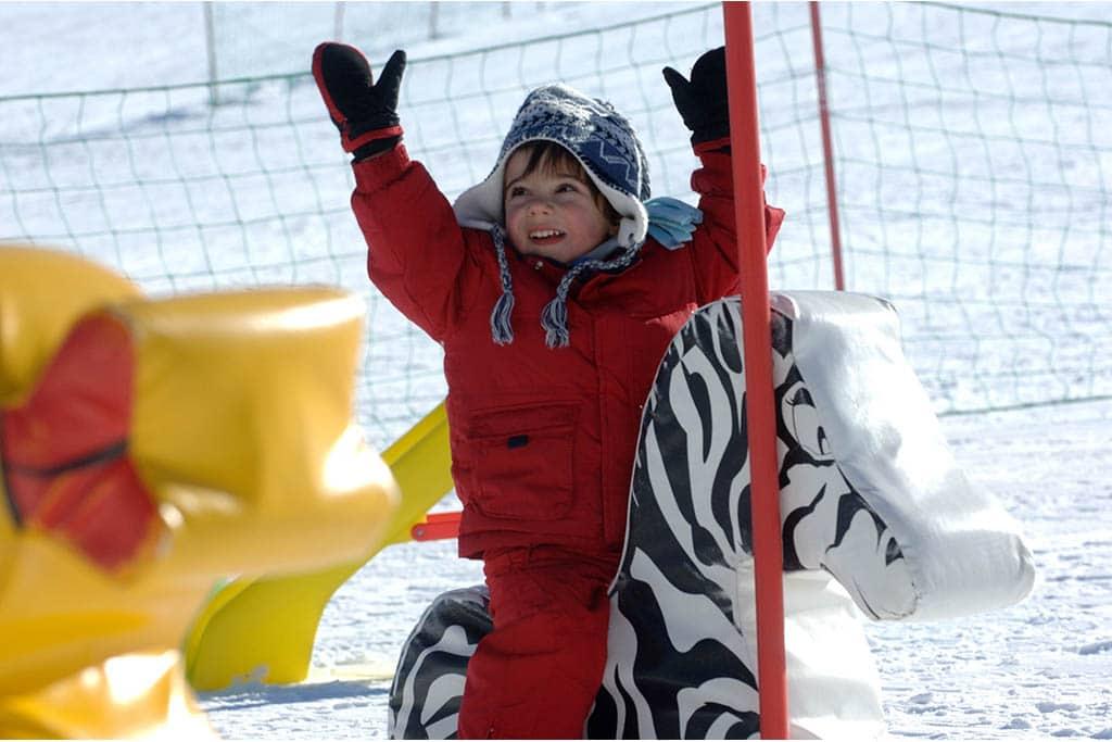 Sciare con i bambini gratis, Trentino Monte Baldo