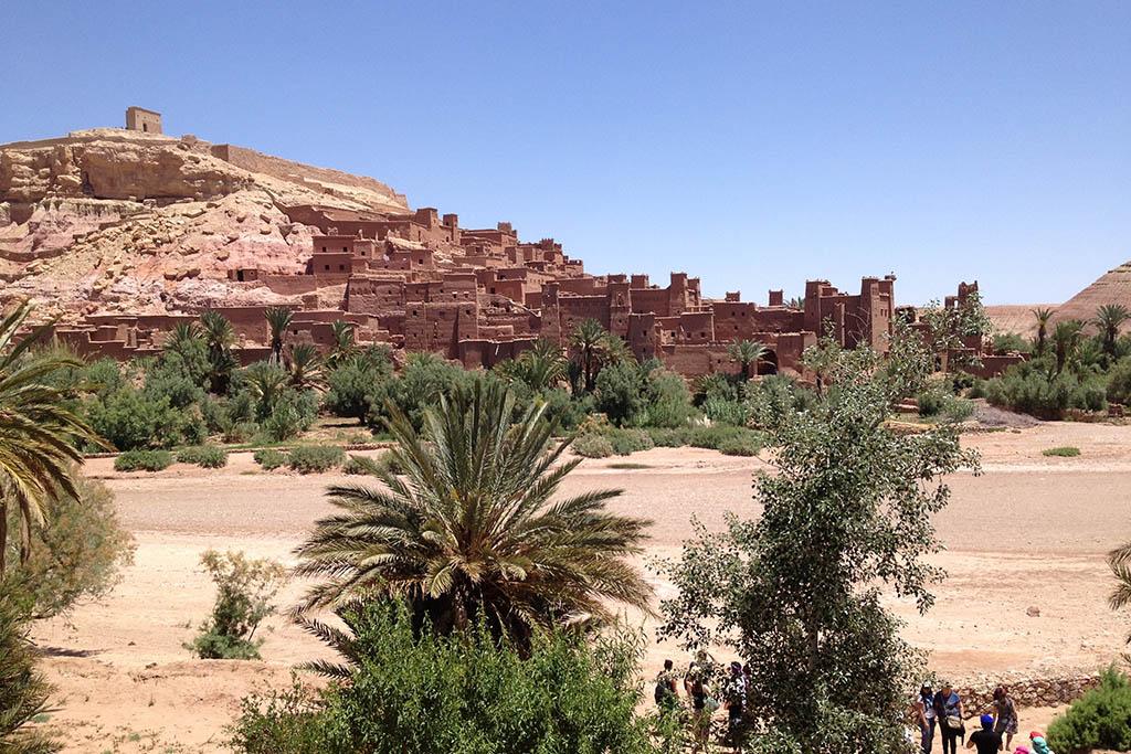marocco con i bambini, ait ben haddou