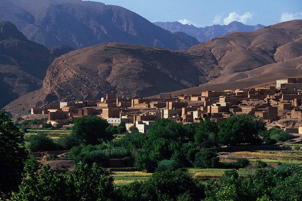 Marocco con bambini, Alto Atlante