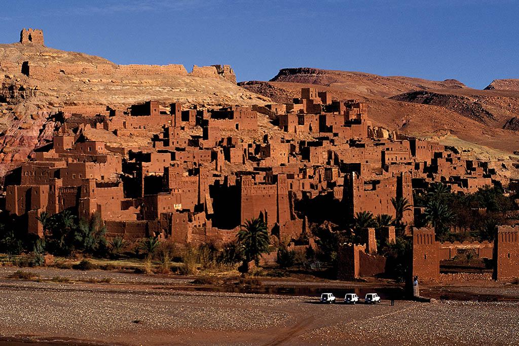 Marocco con bambini, Kasbah Ait Ben Haddou