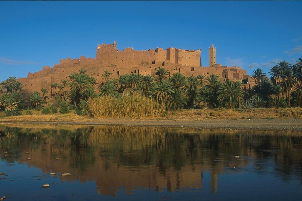 Marocco con bambini, Kasbah a sud di Ouarzazate