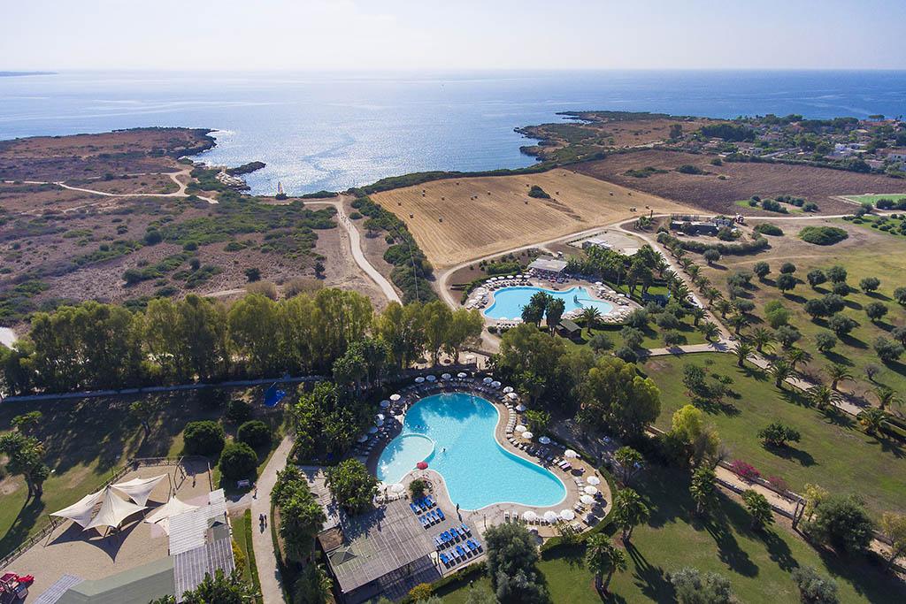 Villaggi per bambini siracusa voi arenella resort for Hotel resort siracusa