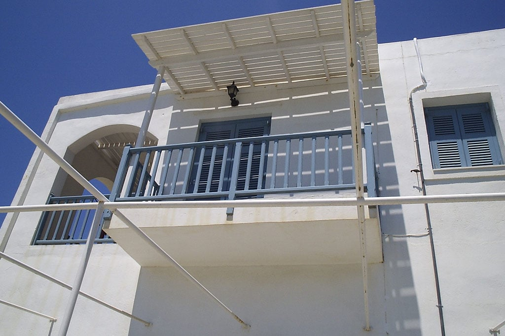 casa vacanze per bambini a Sifnos, Cicladi, Grecia. Appartamenti Evghenia