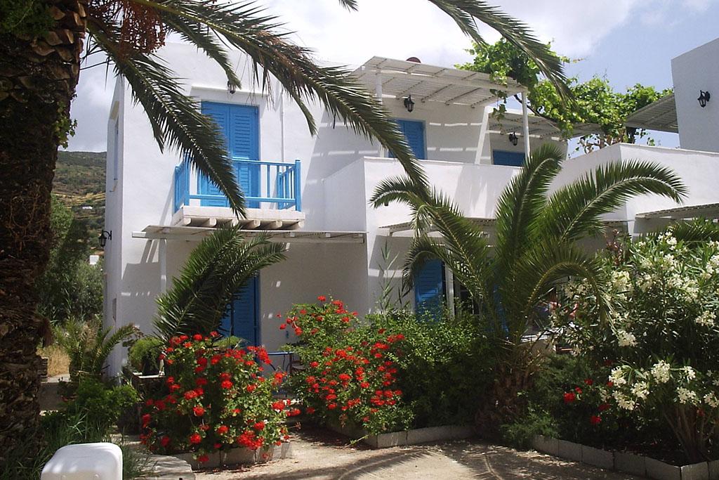 casa vacanze per bambini a Sifnos, Cicladi, Grecia. Appartamenti Manolis