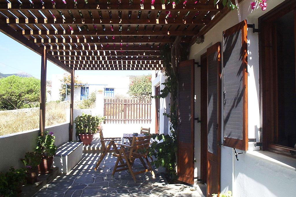 casa vacanze per bambini a Sifnos, Cicladi, Grecia. Appartamenti Markela, esterno