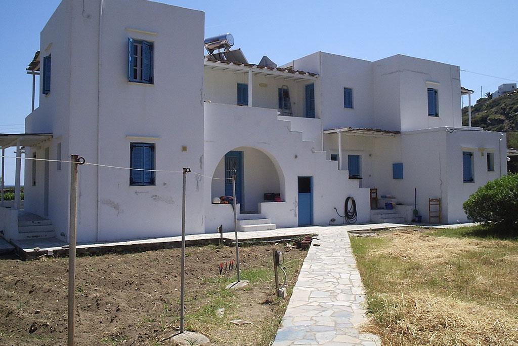 casa vacanze per bambini a Sifnos, Cicladi, Grecia. Appartamenti Papantonis
