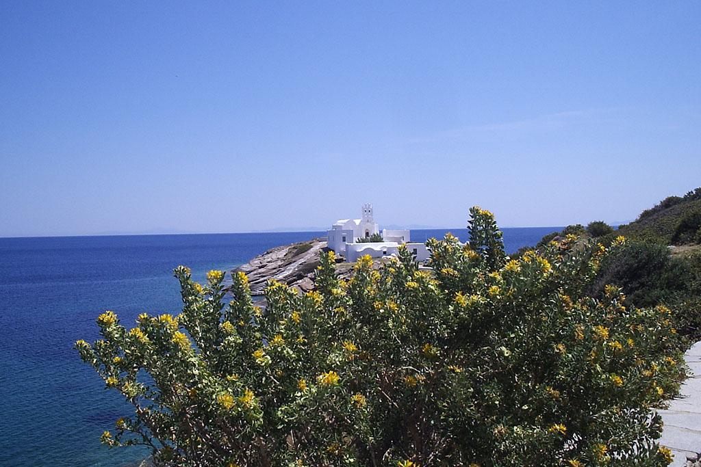casa vacanze per bambini a Sifnos, Cicladi, Grecia. Appartamenti Papantonis, panorama