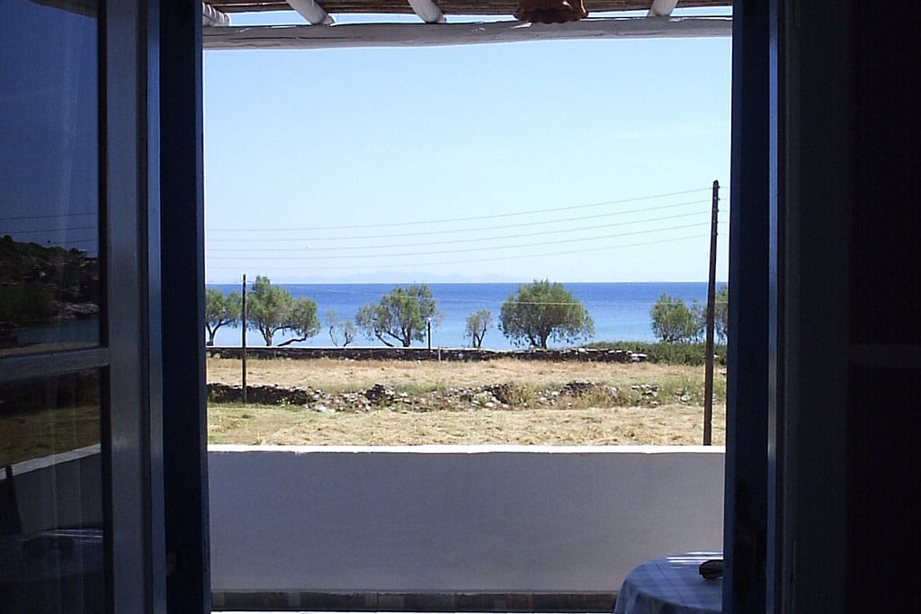 casa vacanze per bambini a Sifnos, Cicladi, Grecia. Appartamenti Papantonis, vista