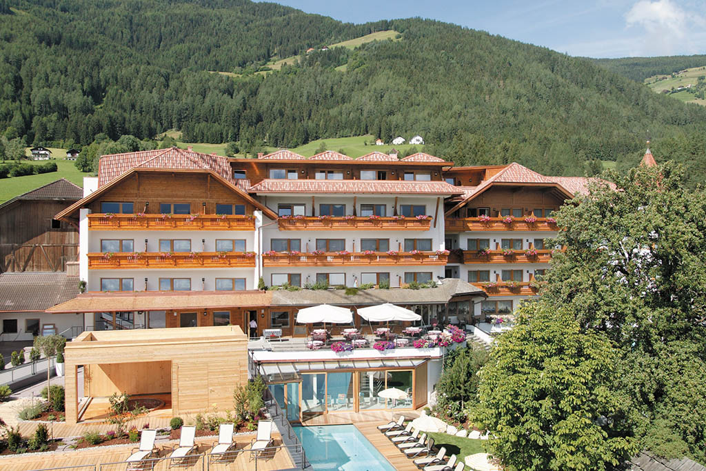 Hotel per bambini in Val Pusteria, Hotel Winkler Lanerhof
