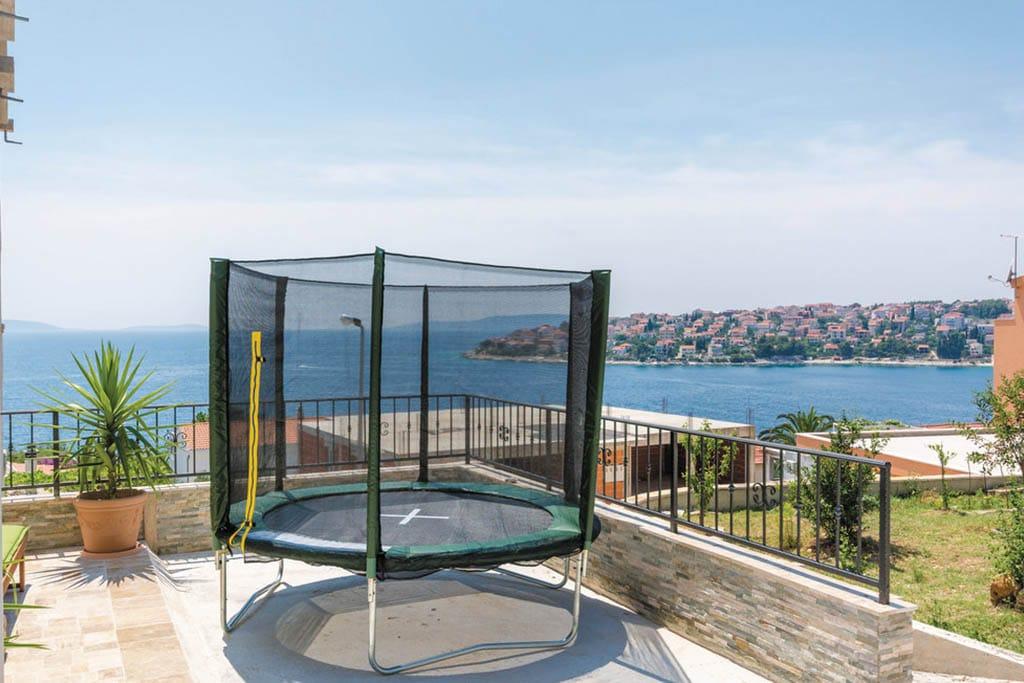 Ville sul mare in Croazia, case vacanza, appartamenti Novasol