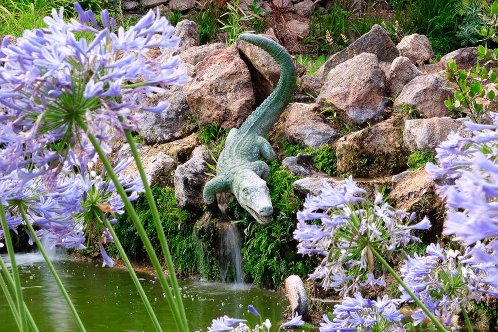 Cascata del Coccodrillo; Crocodile pool