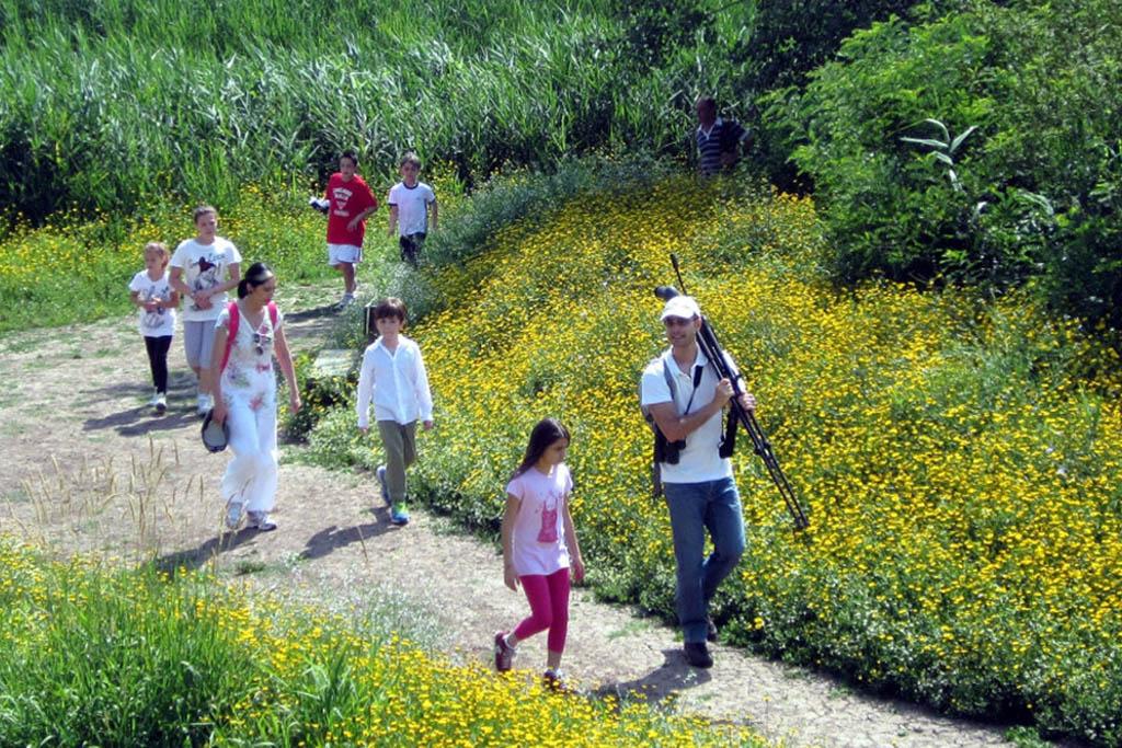 Evento open week Kids in Toscana: escursione nella riserva del Padule