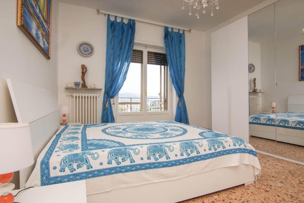 Appartamento in complesso residenziale con vista mare a Follonica