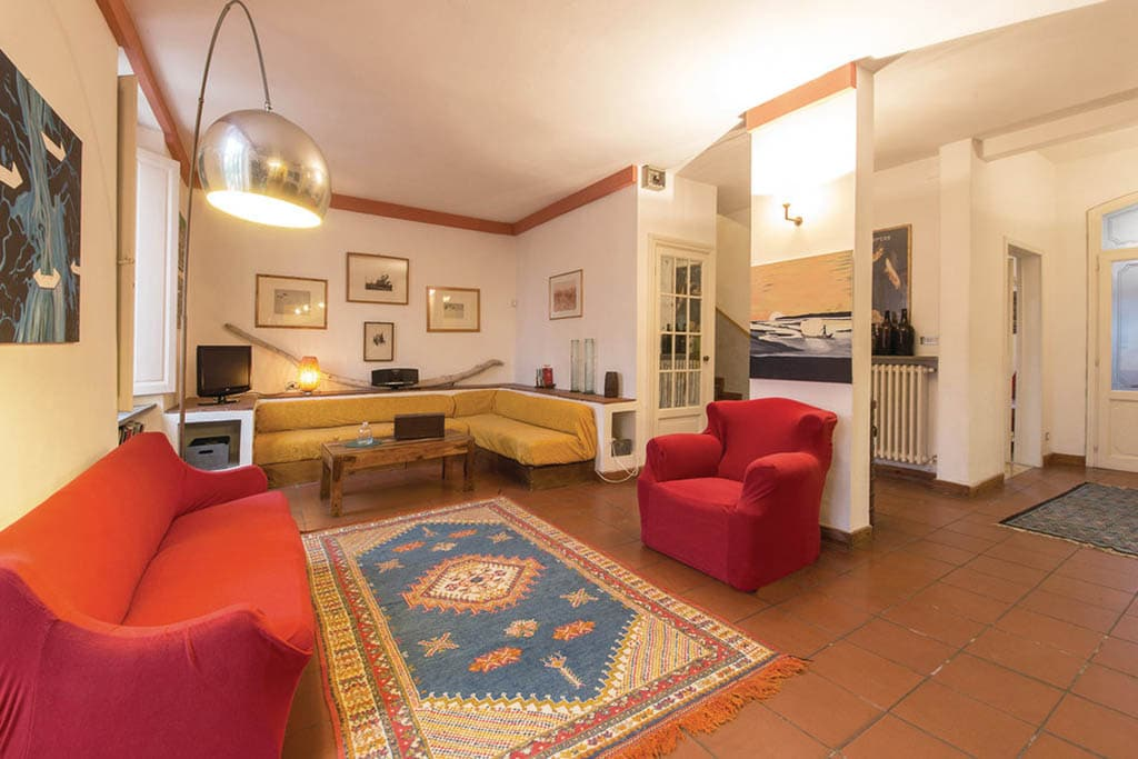Case vacanza Riviera degli Etruschi, Toscana: casa con giardino a Livorno
