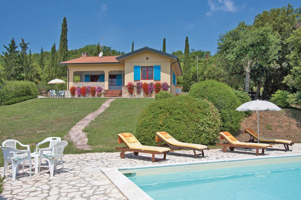 Casa vacanze Riviera degli Etruschi, Toscana: Monteverdi Marittimo