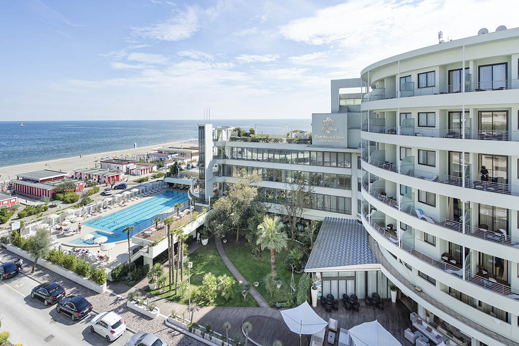 resort per famiglie a milano marittima hotel le palme 4