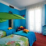 Hotel per bambini a Riccione, Hotel Milano Helvetia, suite Asso e Pepe
