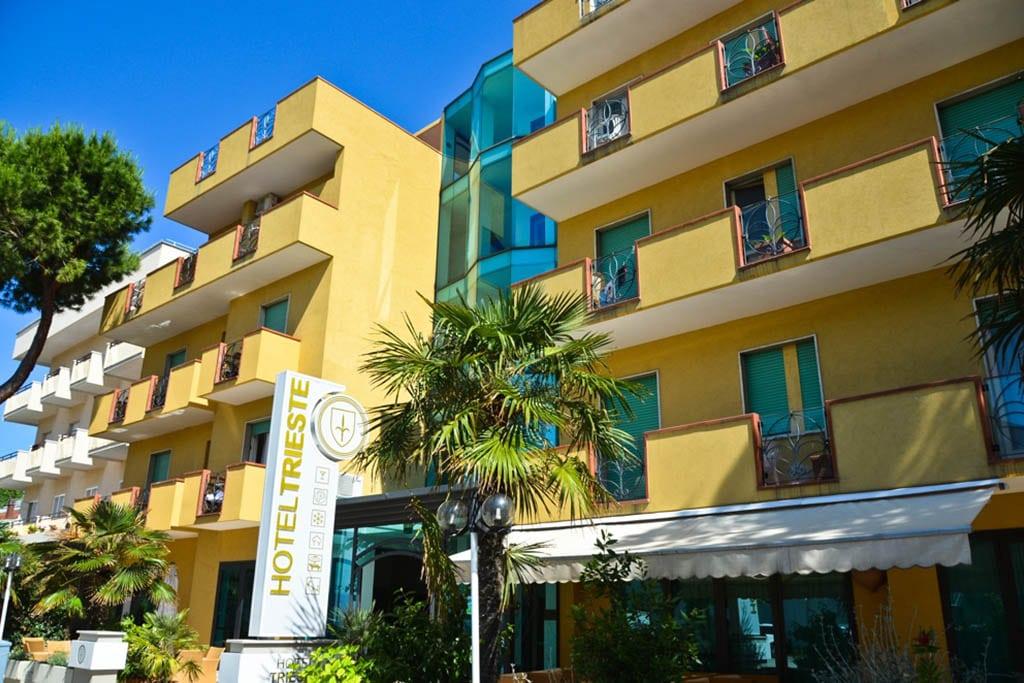 Hotel Vicino Trieste  Stelle