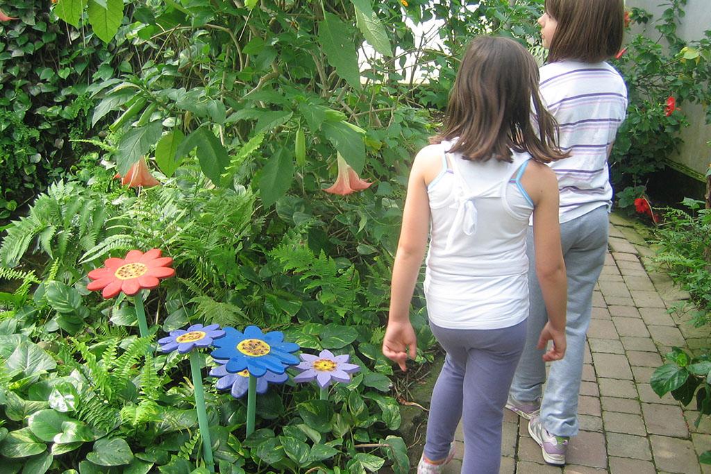 Milano Marittima con bambini, Casa delle farfalle