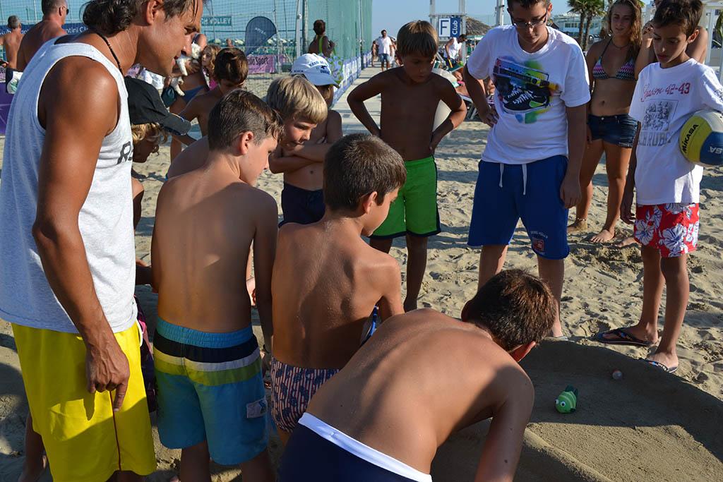 Milano Marittima con bambini, spiagge
