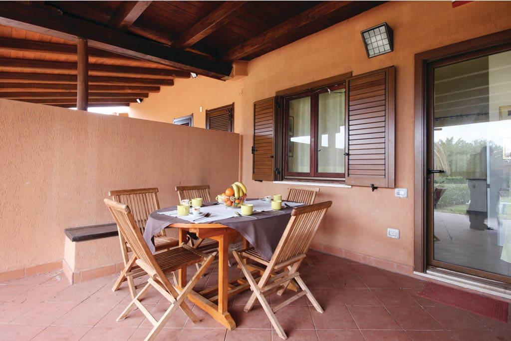 Case vacanza in Sardegna Novasol, appartamento in villetta a schiera, Costa Rei