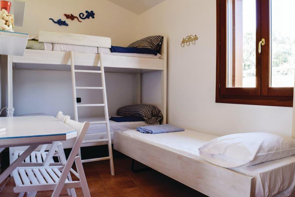 Case vacanza in Sardegna Novasol, casa a schiera nel paesino di Chia