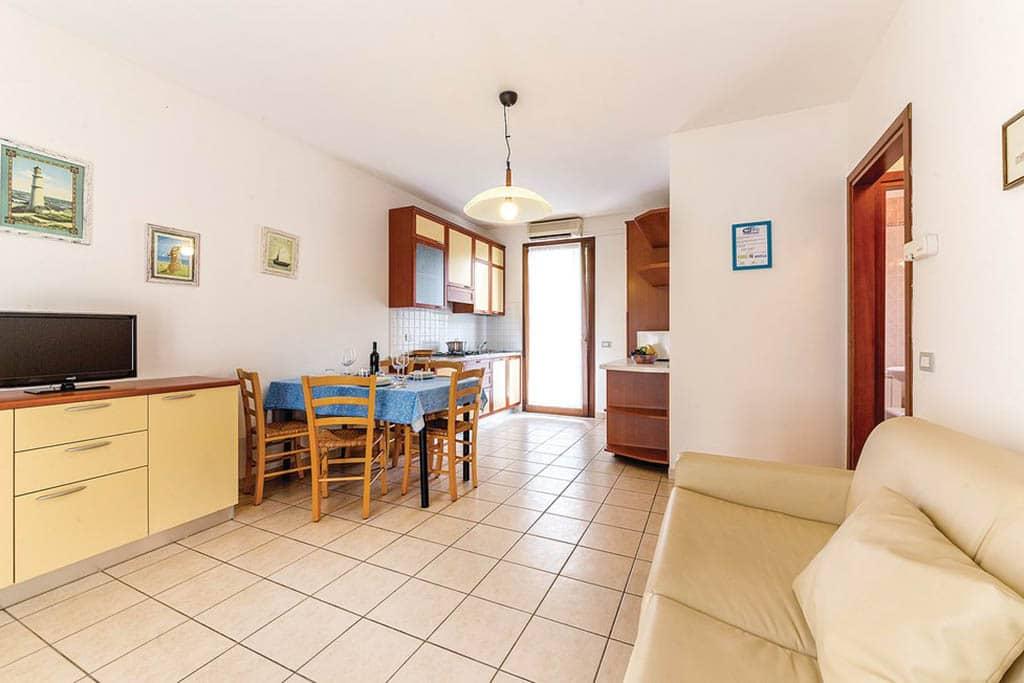 Case vacanza Albarella, appartamenti